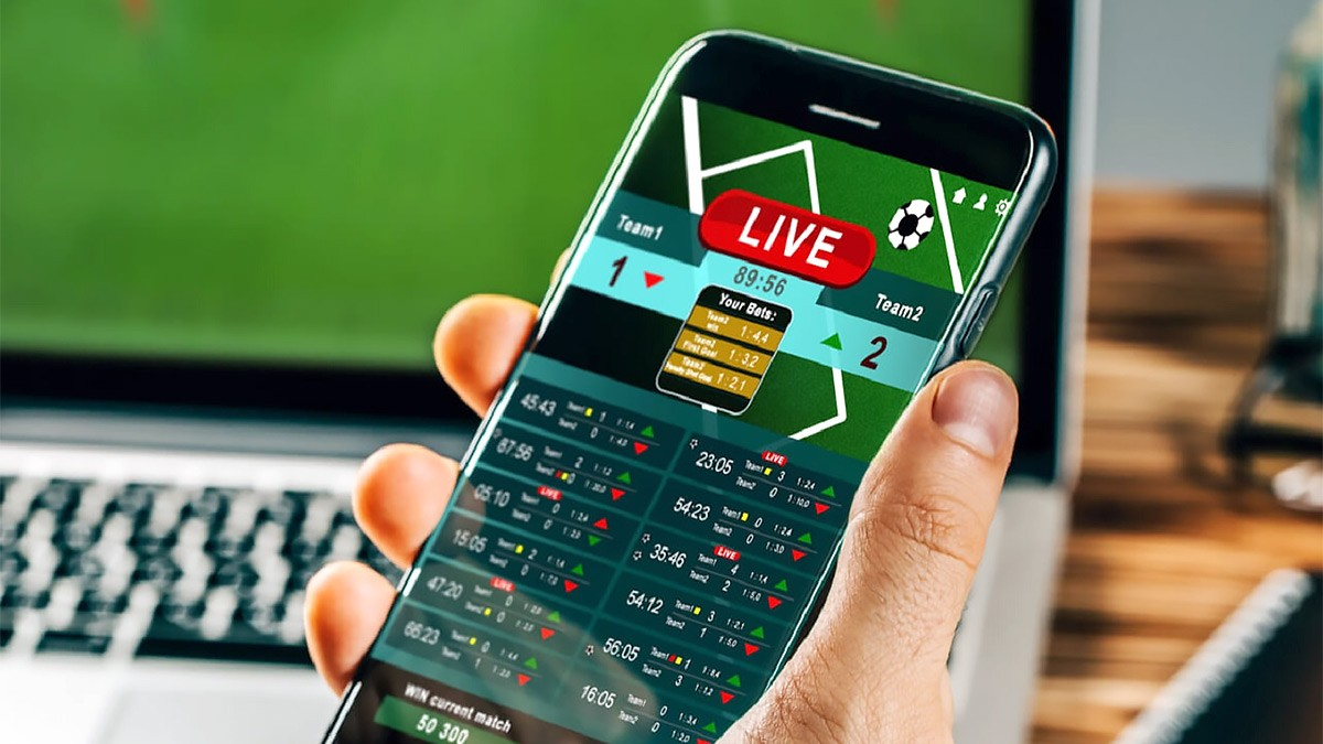 Background Of Sports Betting