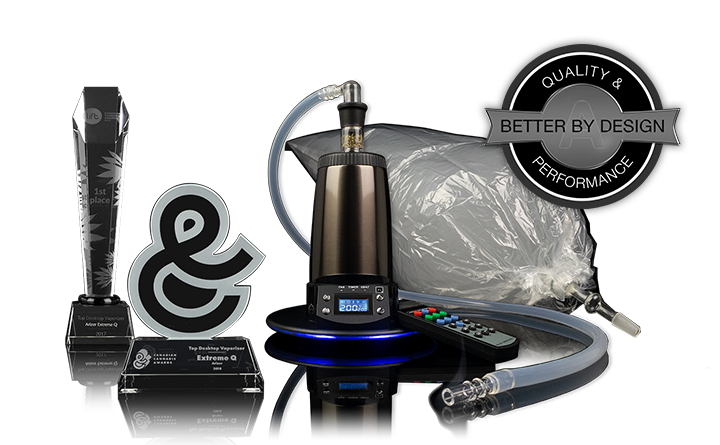 A terrific mobile vaporizer