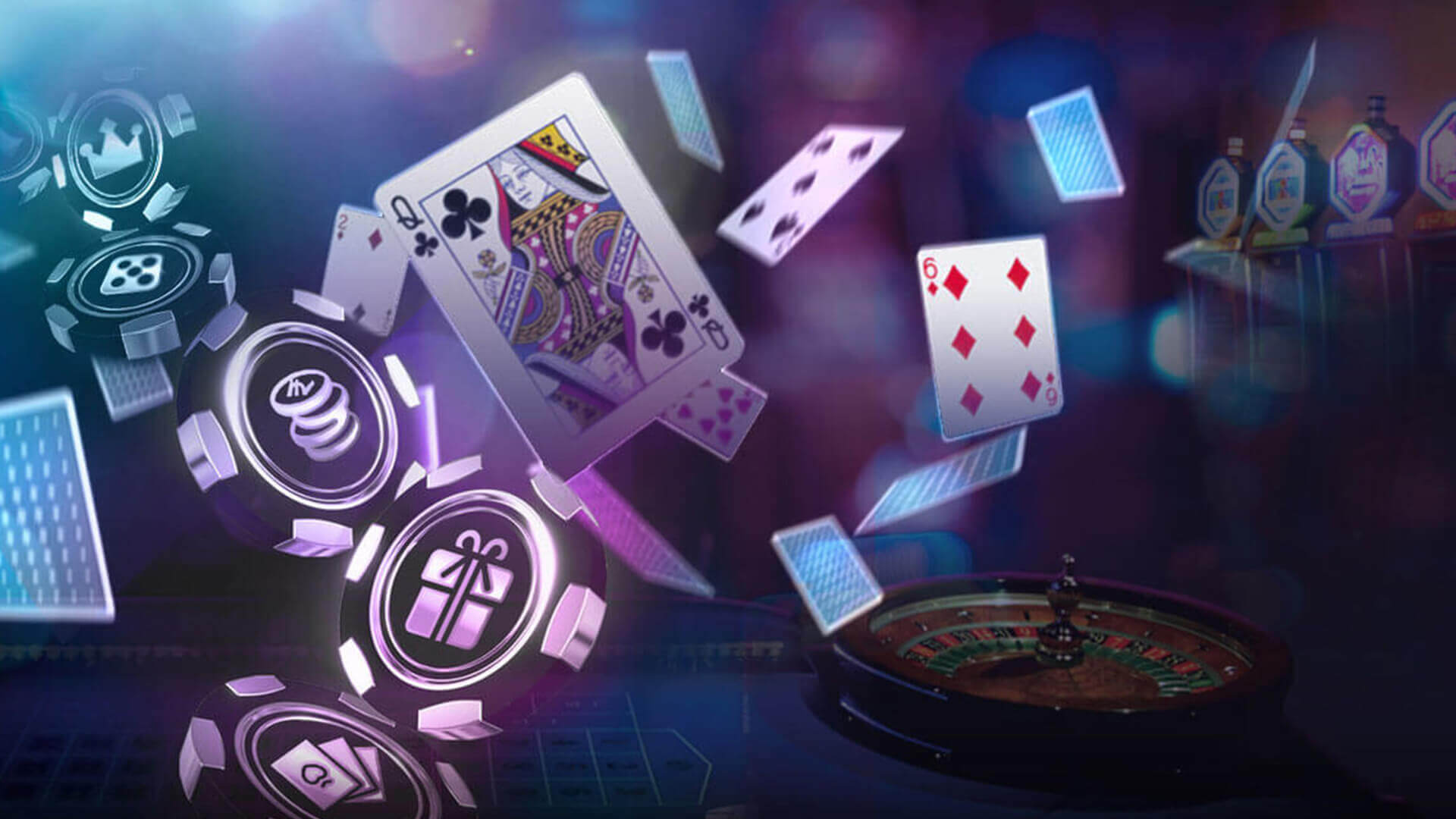 Caution: Online Casino