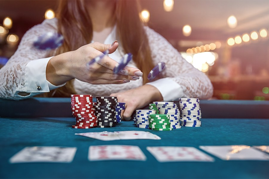 There Is Big Cash In Online Gambling