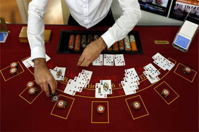 Casino - Choosing The Right Strategy