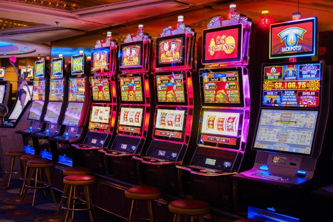 Get Rid Of Online Casino Problems As Soon As