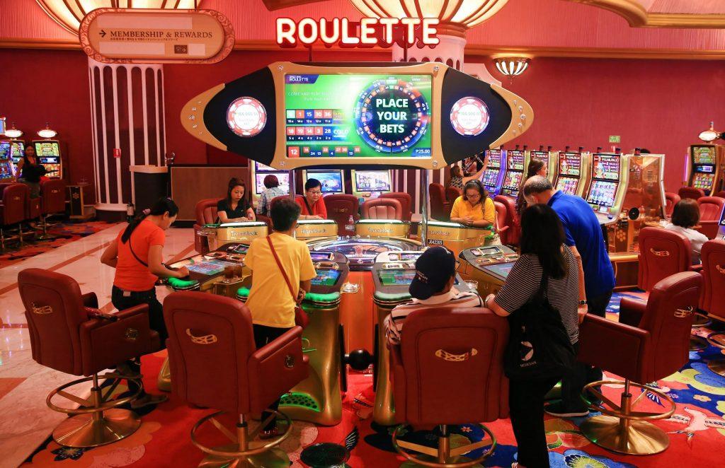 Sort Of Casino