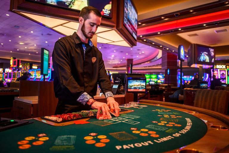 Casino Money Experiment Onine