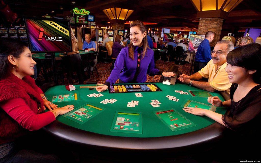 The Key History Of Casino